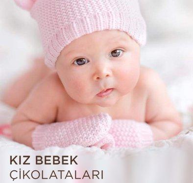 Kız Bebek Çikolatası